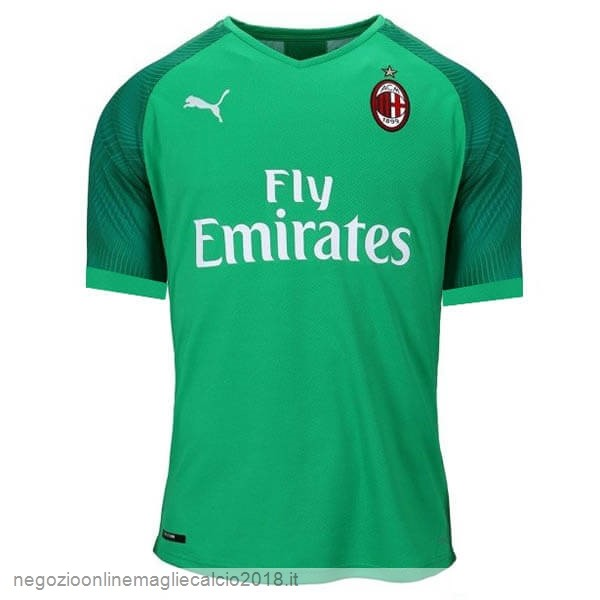 Home Online Portiere Maglia AC Milan 2019/20 Verde