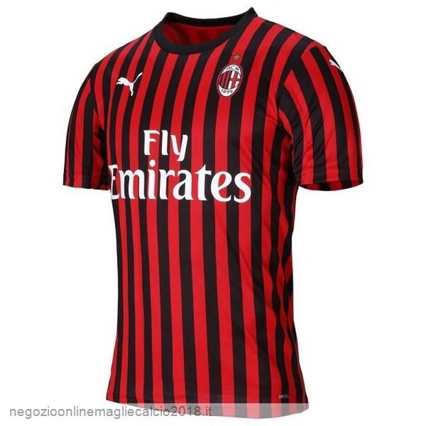 Personalizzate Thailandia Home Online Maglie Calcio AC Milan
