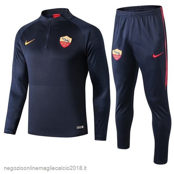 Online Tuta Calcio AS Roma 2019/20 Blu Navy