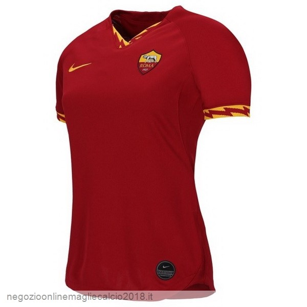 Home Online Maglie Calcio Donna As Roma 2019/20 Borogogna