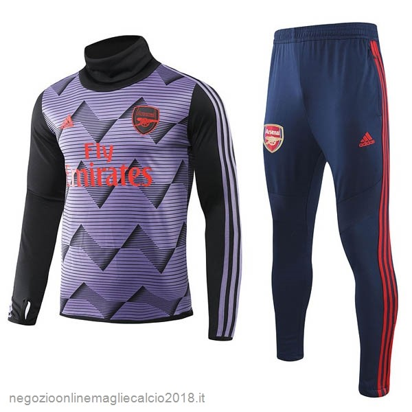Tuta Calcio Arsenal 2019/20 Purpureo