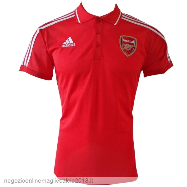 Online Polo Arsenal 2019/20 Rosso