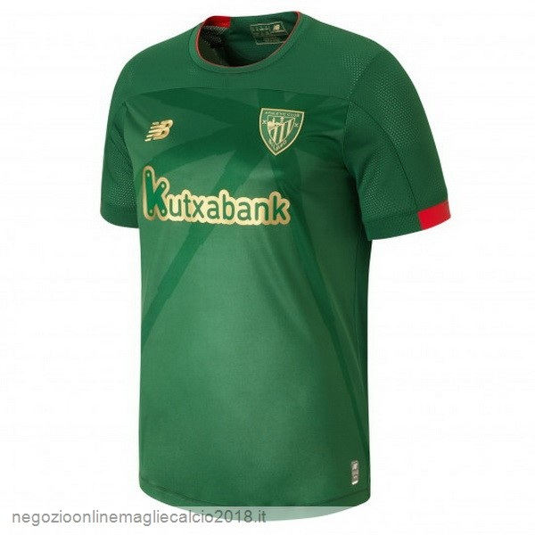 Away Online Maglie Calcio Athletic Bilbao 2019/20 Verde