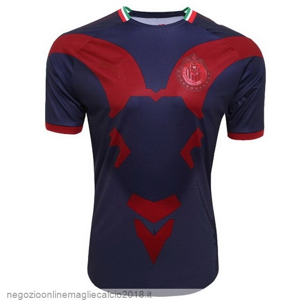Away Online Maglie Calcio CD Guadalajara 2019/20 Blu
