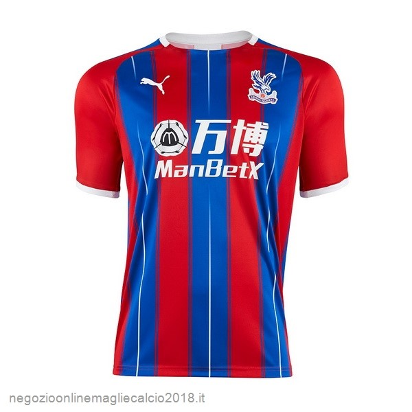 Home Online Maglie Calcio Crystal Palace 2019/20 Blu