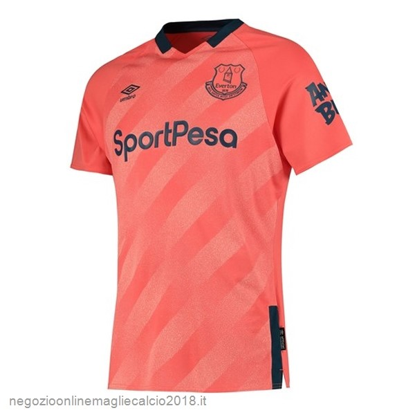 Away Online Maglie Calcio Everton 2019/20 Oroange