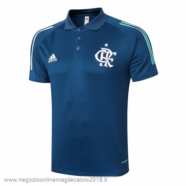 Polo Flamenco 2020/2021 Blu