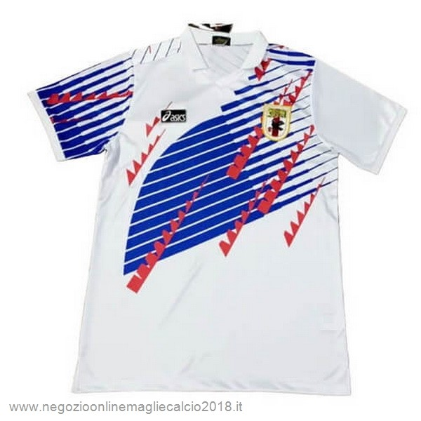 Away Online Maglia Giappone Stile rétro 1994 Bianco