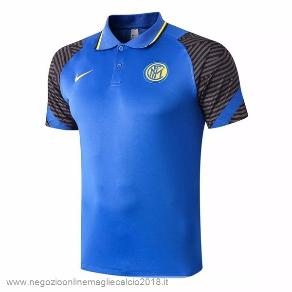 Polo Inter Milán 2020/2021 Blu