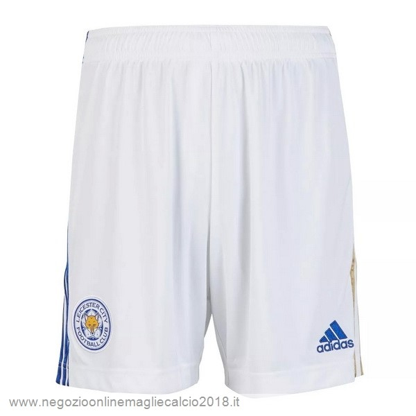 Away Online Pantaloni Leicester City 2020/21 Bianco