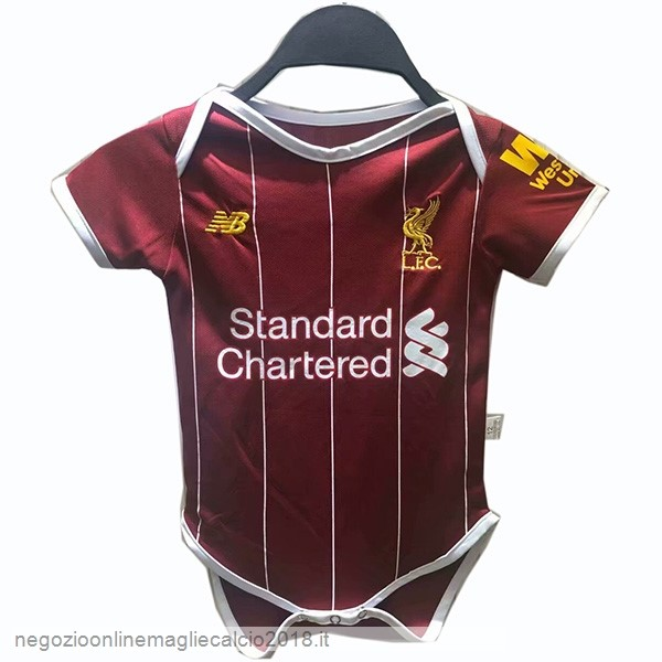 Home Online Tutine Bambino Liverpool 2019/20 Rosso