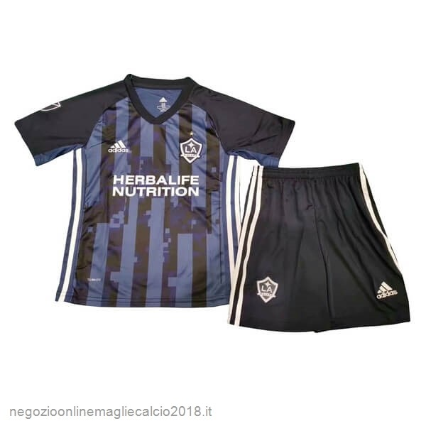 Away Online Conjunto De Bambino Los Angeles Galaxy 2019/20 Blu