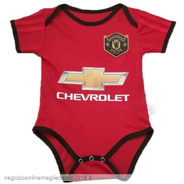 Home Online Tutine Bambino Manchester United 2019/20 Rosso