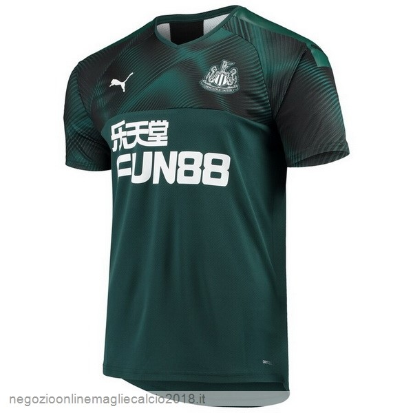 Away Online Maglie Calcio Newcastle United 2019/20 Verde