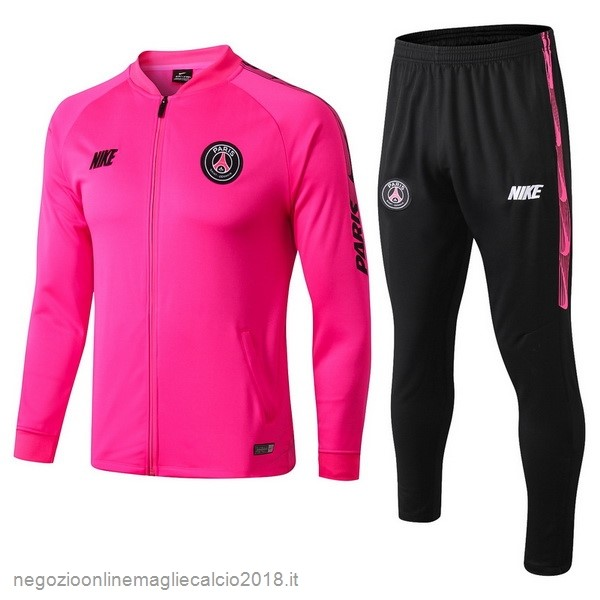 Online Tuta Calcio Paris Saint Germain 2019/20 Rosa Nero