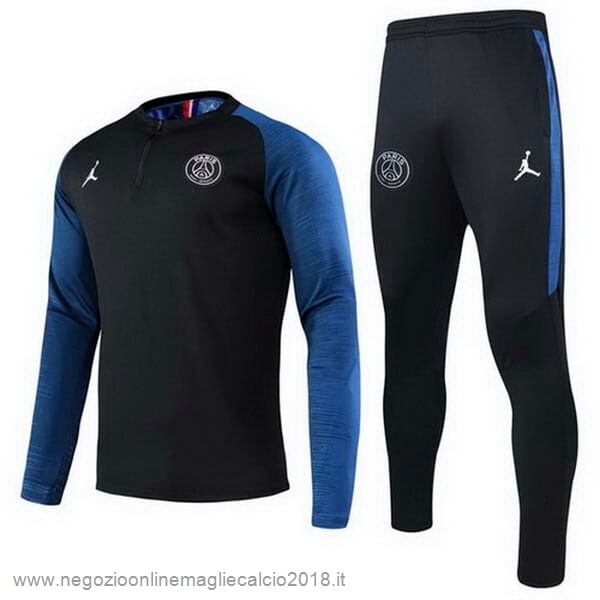 Online Tuta Calcio Paris Saint Germain 2020/21 Nero Blu
