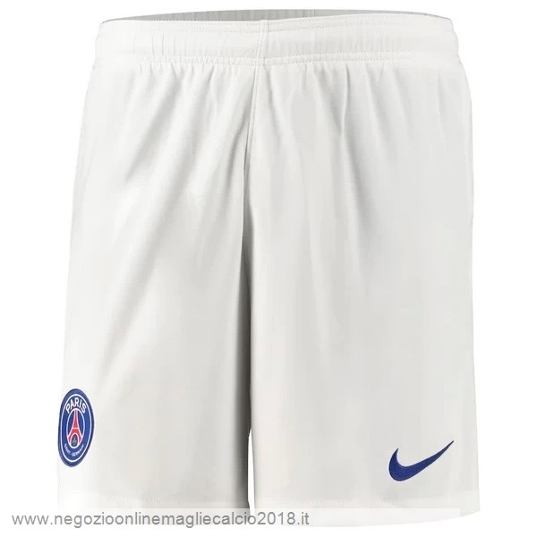 Away Online Pantaloni Paris Saint Germain 2020/2021 Bianco