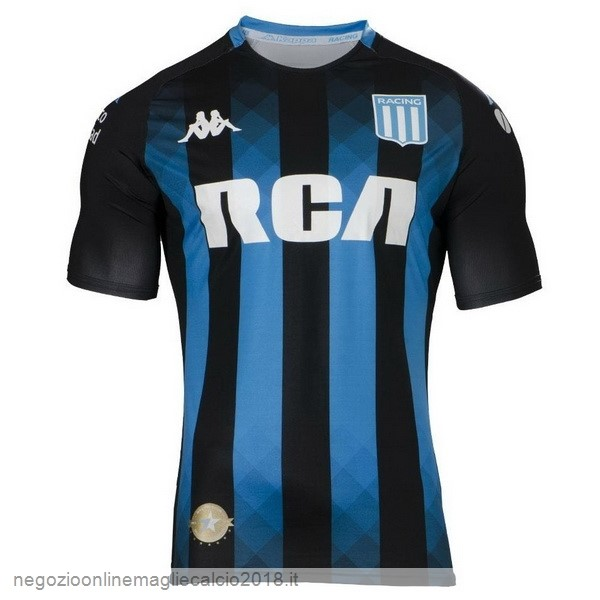 Away Online Maglie Calcio Racing Club 2019/20 Blu