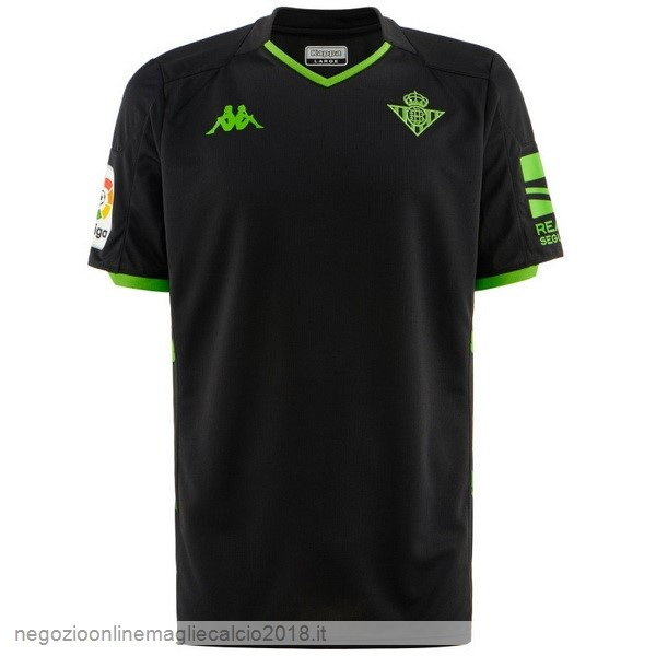 Away Online Maglie Calcio Real Betis 2019/20 Nero