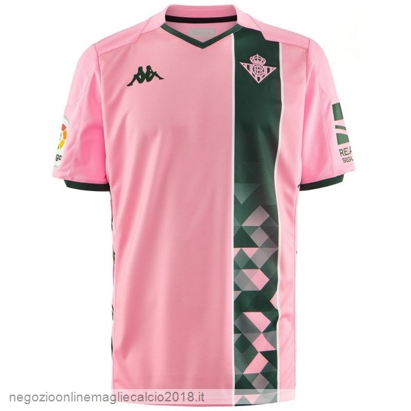 Terza Online Maglie Calcio Real Betis 2019/20 Rosa