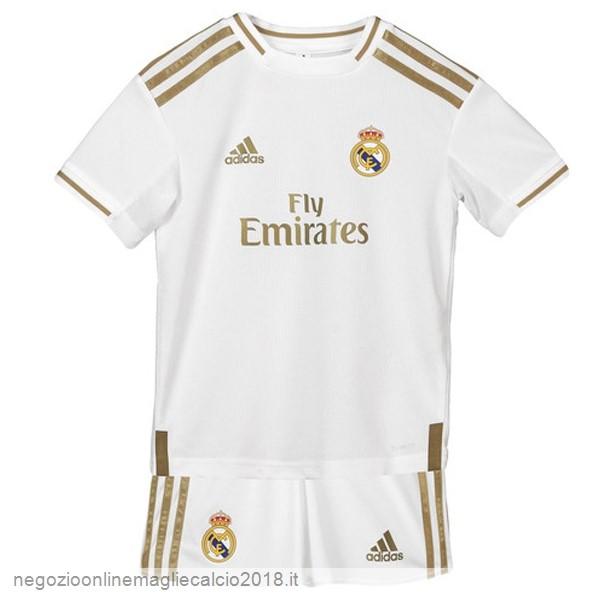 Personalizzate Home Online Conjunto De Bambino Real Madrid