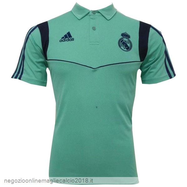 Online Polo Real Madrid 2019/20 Verde