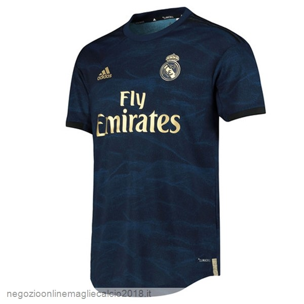 Away Online Maglie Calcio Real Madrid 2019/20 Blu