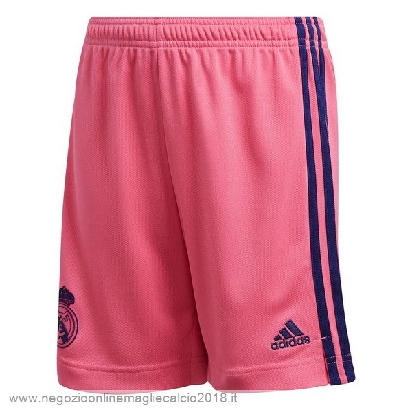 Away Online Pantaloni Real Madrid 2020/2021 Rosa
