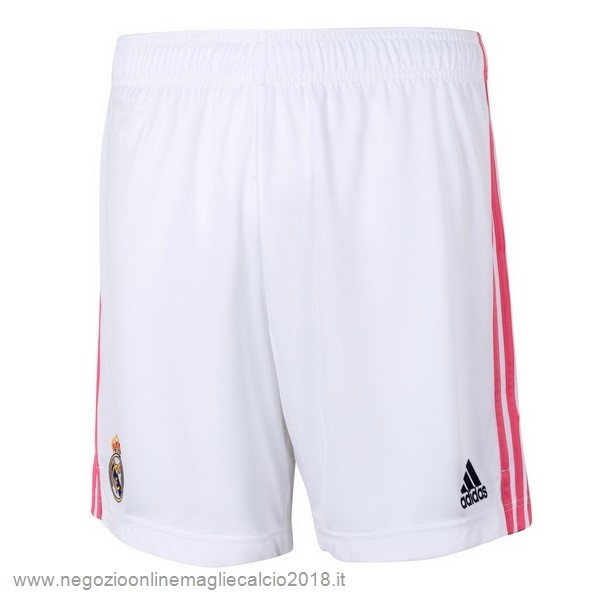 Home Online Pantaloni Real Madrid 2020/2021 Bianco