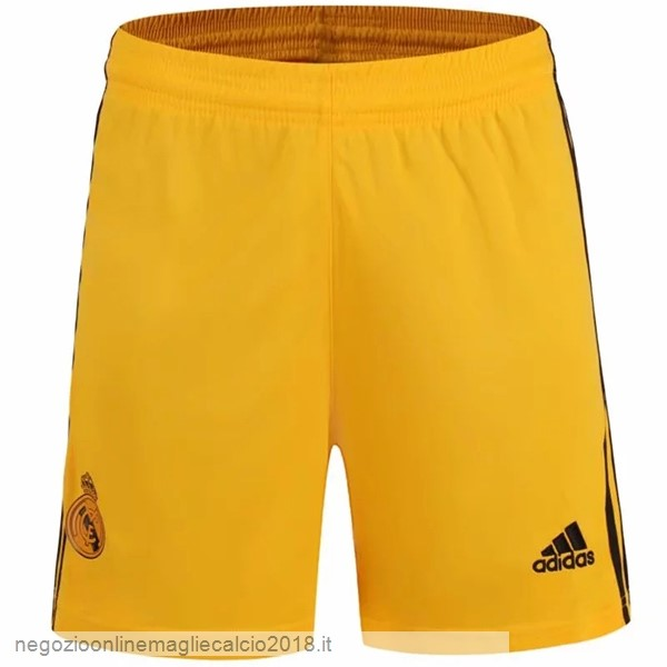Home Online Portiere Pantaloni Real Madrid 2019/20 Giallo