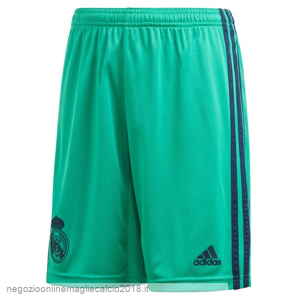 Terza Online Pantaloni Real Madrid 2019/20 Verde