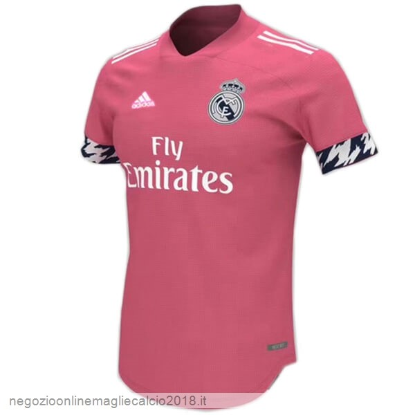 concetto Away Online Maglie Calcio Real Madrid 2020 2021 Rosa