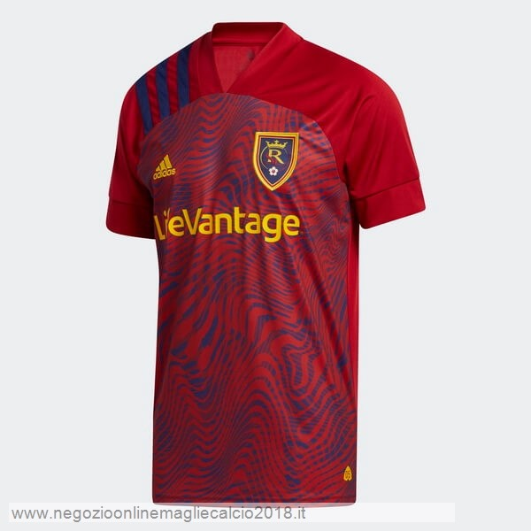 Home Online Maglia Real Salt Lake 2020/21 Rosso