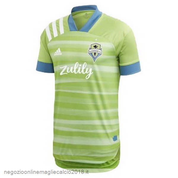 Home Online Maglia Seattle Sounders 2020 2021 Verde