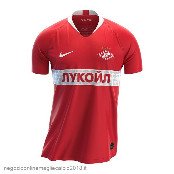 Personalizzate Home Online Maglie Calcio Spartak de Moscú