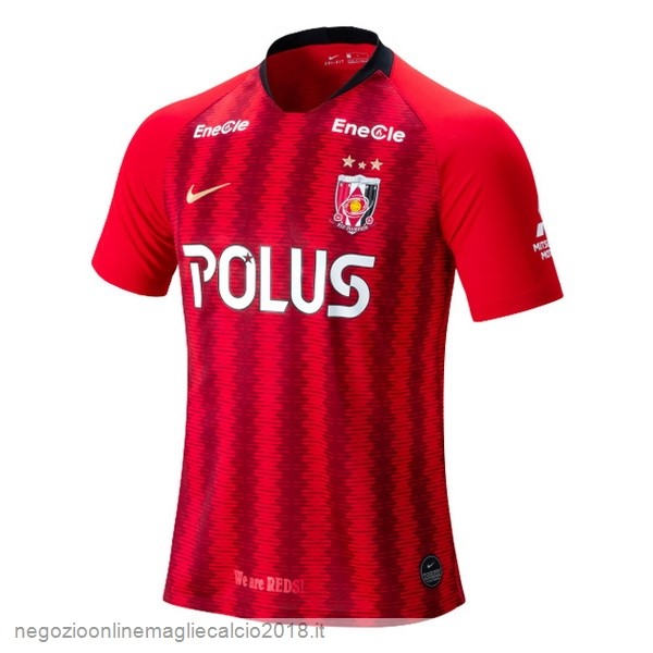 Home Online Maglie Calcio Urawa Red Diamonds 2019/20 Rosso