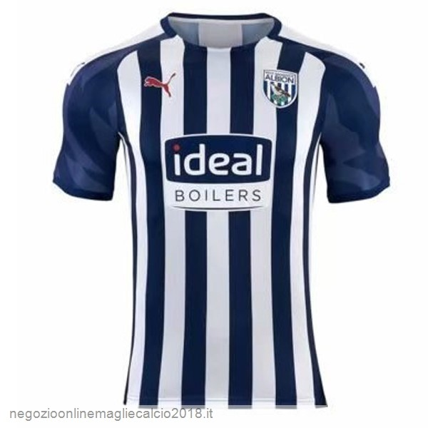 Home Online Maglie Calcio West Brom 2019/20 Blu